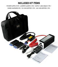 Amico 25200 mAh Portable Car Jump Starter Booster Charger Battery Power Bank