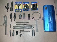 All In 1 Pro Motorcycle Repair Tools Kit para motor valves Car Auto Repair Set