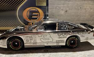 2000 Dale Earnhardt Sr 3 GM Goodwrench 75th Win 1/24th Platinum Elite  2136/3504