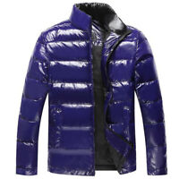 Plus size M-9XL Men's 90% Down Jacket Winter Puffer Coat Quilted Padded Parka