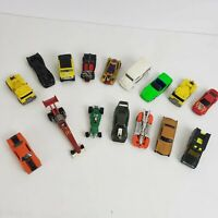 Lot of 16 Vintage Hot Wheels 70s' 80's 90's 1:64 Diecast Cars