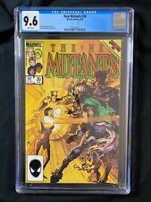New Mutants #30 CGC 9.6 (1985)