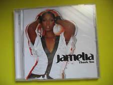 JAMELIA-THANK YOU. 2004 4 TRACK CD SINGLE + VIDEO. POP DISCO SOUL