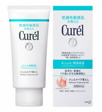 Kao Japan CUREL Makeup Cleansing Gel (130g/4.3oz.) for Sensitive Skin