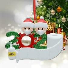 2020 Xmas Christmas Hanging Ornaments Family Personalized Ornament