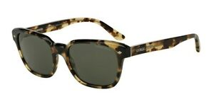 Giorgio Armani AR 8067 5309/58 Tortoise Sunglasses Authentic Polarized New 53mm