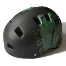 NEU! Fahrrad Bike Helm KED 5FORTY green black matt Skelett M 54-58 cm Skater