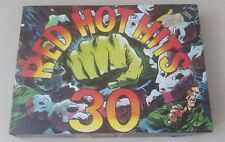 AMSTRAD cassette jeux RED HOT HITS incomplet