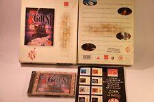 La etiqueta blanca 7 Guest PC CD-ROM de Windows MS DOS 5.0 Caja Grande Juego byvirgin