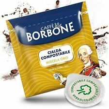 300 CIALDE FILTRO CARTA 44MM CAFFE' BORBONE MISCELA ORO ORIGINALI BREAK SHOP