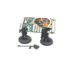 WARMACHINE Houseguard rifleman officer & standard #1 METAL Retribution of scyrah