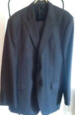 Lanificio F.lli Cerruti Dal 1881 Mens Grey Woo Suit .Size 42R