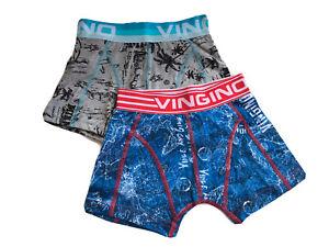 Vingino 2er Set Boxershorts Jungs Gr.122/128