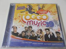 38134 - TOGGO MUSIC 39 - 2015 CD ALBUM (888750592224) - NEU (OMI HOZIER CRO)