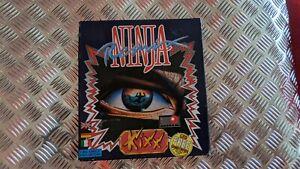 Ninja Remix Amiga disc version