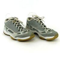 2007 Nike Air Jordan XI 11 Retro Low IE Silver Zest Cool Grey 306008-072 Sz 8.5