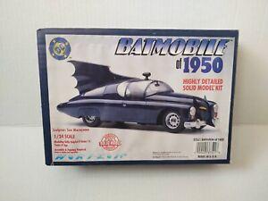 Batman Batmobile 1950 1/24 scale Highly detailed solid model kit Horizon 37321