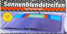 Scheibenaufkleber Frontscheibe BMW POWER XXL Sticker Auto Aufkleber Tuning *