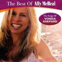 THE BEST OF ALLY MCBEAL FEAT. VONDA SHEPARD CD NEW!