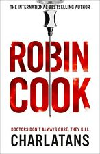 Charlatans by Robin Cook (2017, Hardcover)