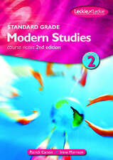 Standard Grade Modern Studies Course Notes by Leckie & Leckie (Paperback, 2008)