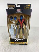 Hasbro MARVEL Legends Series X-Men NIGHTCRAWLER Wendigo BAF 6 inch Action Figure