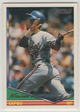1994 Topps Gold Baseball Montreal Expos Team Set