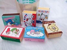 New Sanrio Japan Hello Kitty Stationery Matchbox Stamp