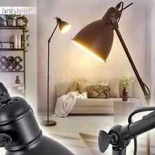 Retro Lese Steh Stand Boden Leuchten Wohn Schlaf Zimmer Büro Lampen verstellbar