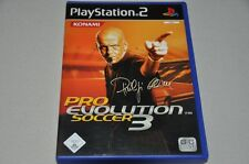 PLAYSTATION 2 gioco-Pro Evolution Soccer 3-CALCIO-tedesco ps2
