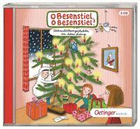O BESENSTIEL! WEIHNACHTSBAUMGESCHICH O BESENSTIEL - LUDWIG,SABINE  2 CD NEW