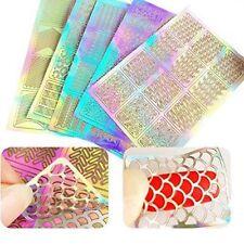 Born Pretty Holographic Nail Art Stickers
