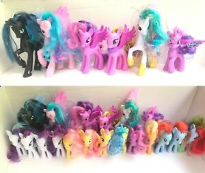 Authentic My Little Pony Friendship is Magic rare 31 ponies!