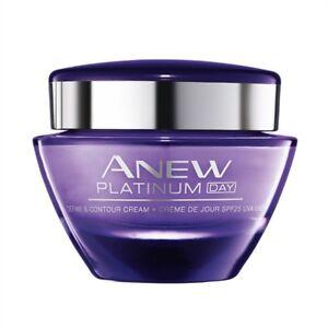 Avon anew platinum SPF25 night and day night cream  define and contour cream50ml