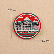 Embroidered Sew Iron On Patch Badge Collection Fabric Clothes Applique Transfer