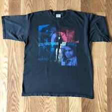 Rare VINTAGE ALL SPORT Jim Morrison 2001 Memorial T Shirt The Doors XL