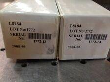 1 Flashlamp Ndyag 1064nm Possibly Lee Laser 608t Marking Cutting Engraving