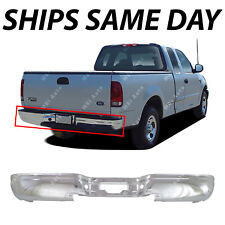 NEW Steel Chrome Bumper Face Bar for 1997-2003 Ford F150 & 1997-2007 Super Duty