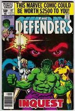 The Defenders #87  - 1980  - Marvel