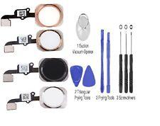 Lot Home Button Touch ID Sensor Flex Cable For iPhone 6 6+ 6S 6S Plus 7 & 7 PLUS
