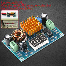 DC-DC Digital Boost Step Up Converter Power Supply Module 3-35V to 5V-45V 5A coi