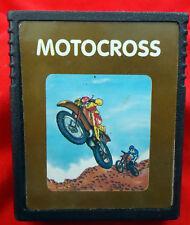 Motocross / Motor Cross - Quelle - Atari VCS 2600 Cartridge