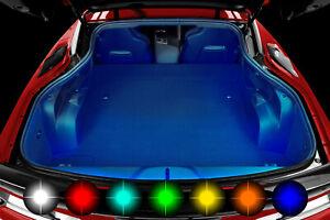 2014-2019 Corvette C7 Rear Hatch/Trunk LED Lighting Kit, 7 Color Choices 698814