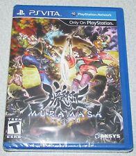 Muramasa Rebirth Playstation Vita Factory Sealed