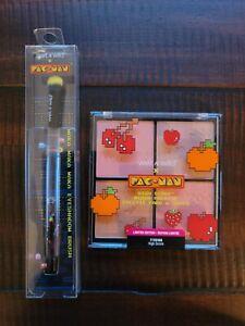 Pac-Man WET-N-WILD LIMITED EDITION Waka Waka Eyeshadow Brush & BLUSH PALETTE
