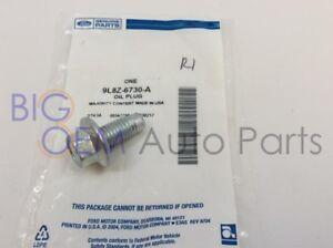 FORD OEM-Engine Oil Drain Plug 9L8Z6730A