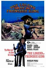 THE LEGEND OF FRENCHIE KING Movie POSTER 27x40 Brigitte Bardot Claudia Cardinale