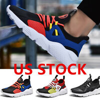 Size 7-13 Mens Sports Sneakers Running Casual Athletic Breathable Jogging Shoes