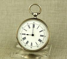 SILBER Taschenuhr Herren Uhr pocket watch Uhren taschenuhren fusee armbanduhr