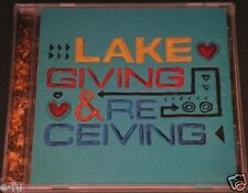 LAKE Giving & Receiving Indie Rock Music Brand NEW Factory Sealed Unopened CD